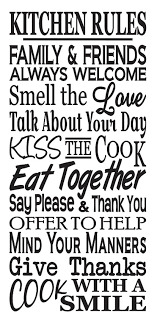 primitive kitchen stencil kitchen rules large 12 x24 for painting signs family rules airbrush crafts wall art and primitive decor on wall art kitchen rules with primitive kitchen stencil kitchen rules large 12 x24 for