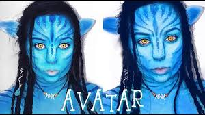 avatar makeup tutorial