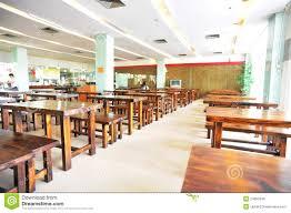 Interior Of School Dining Room Editorial Photo Image - School dining room tables
