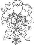 Фото цветов для раскраски 109