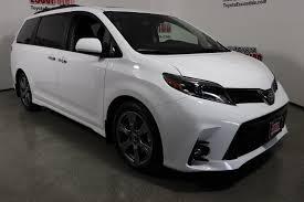 New 2018 Toyota Sienna SE Mini-van, Passenger in Escondido ...