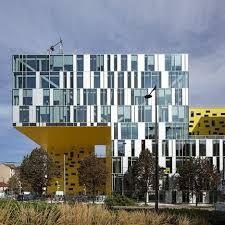 office building facades.  Facades La Cite Des Affaires By Manuelle Gautrand In Office Building Facades I
