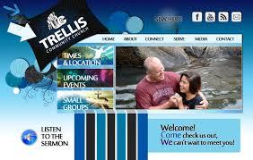 Trellis Web Design Portfolio Scribble Seven