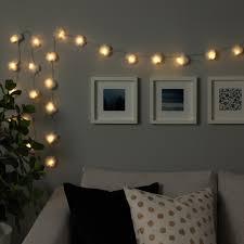 Image Dining Room Ikea LivsÅr Led Lighting Chain With 24 Lights Gives Nice Decorative Light Home Design Layout Ideas LivsÅr Led Lighting Chain With 24 Lights Indoortulle White Ikea