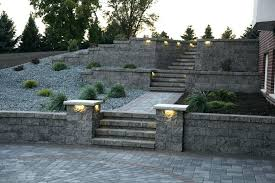 cost to build retaining wall how much does it cost to build a retaining wall in