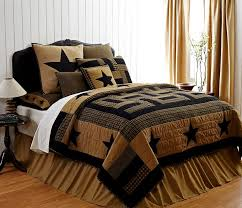 Country and Primitive Bedding, Quilts - Delaware Bedding by VHC ... & Country and Primitive Bedding, Quilts - Delaware Bedding by VHC Brands - Country  Decor, Adamdwight.com