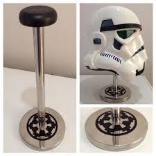 Stormtrooper Helmet Display Stand Beauteous Stormtrooper Helmet Display Stand 32