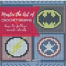 Crochet Charts Software Free Master The Art Of Crochet Graphs Part 3 Word Charts