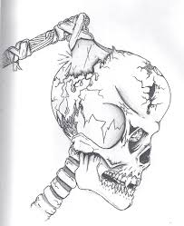 remarkable hatchet man coloring pages drawing at getdrawings free for personal use