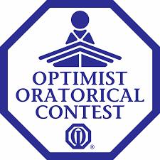 optimist club of jasper  oratorical contest winners
