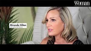 Miranda Hilton – Emirates Woman