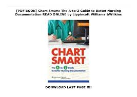 Pdf Book Chart Smart The A To Z Guide To Better Nursing