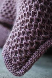 Chunky Knit Blanket Pattern Beauteous Everyone Loves Free Knitted Blanket Patterns Blankets Pinterest