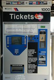 Nj Transit Ticket Vending Machines Interesting CamdenTrenton River LINE Light Rail