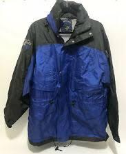 Giani Feroti Jacket <b>Outdoor Sports</b> Wear Blue Hood Palm Springs ...