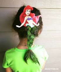 Wacky Hairstyles Easy To Do Charming Crazy Hair Day At School The