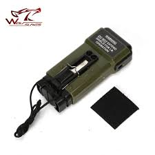 Military Strobe Light Us 26 77 30 Off Tactical Fma Ms2000 Helmet Functional Life Saving Strobe Light Combat Military Cs War Game Outdoor Emergency Tool In Hunting Caps