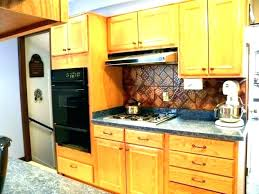 incredible copper kitchen cabinet handles home depot hardware at the door antique coppe
