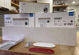 Máy tiệt trùng bàn chải đánh răng thông minh WILIT UVC07 – Shophangvip.com  - Hàng xách tay Đức