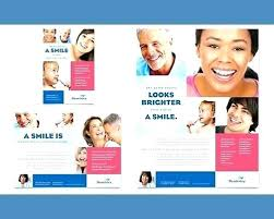 Word Flyer Template Download Family Dentistry Word Flyer Template Poster Templates Publisher Free