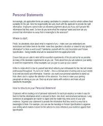 Job Application Objectives Sample Nursing Student Resume Objectives Personal Statement Example