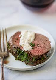 Roast in the oven for exactly 22 minutes for rare and 25 minutes for medium rare. Easy Herb Crusted Beef Tenderloin Roast How To Cook Beef Tenderloin