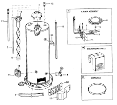 ao smith water heater parts list new cars update 2019 2020 by ao smith model gvr50 water heater gas genuine parts