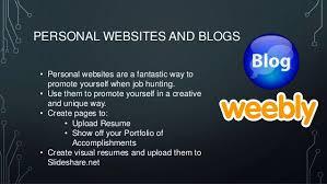 Web 2.0 Job Search Tools