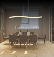 magnificent ideas led dining room lights 2016 new fashion led chandelier for home kitchen