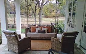 porch bed serenbe. hanging porch bed