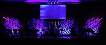 Church Stage Design Idea Church Stage Design Stage Design