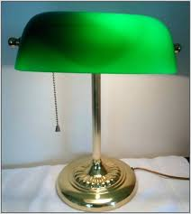 classic lamp shades uk desk lime green banker style 13