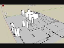 how to make a house plan in d using google sketchup   YouTubehow to make a house plan in d using google sketchup