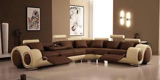Modern Brown Living Room Painting Idea Paint Ideas For Living Room And  Kitchen