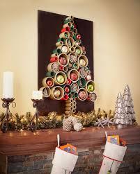 PVC Pipe Christmas Tree Wall Hanging