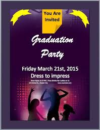 flyer free template microsoft word free party flyer templates for microsoft word graduation party