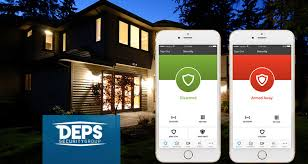 what a smart home alarm system can do