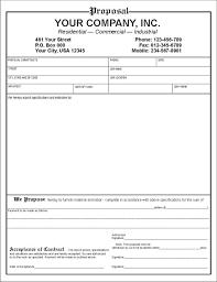 Sample Business Proposals 1 Freebies Pinterest Business