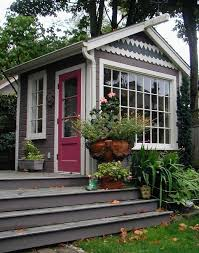 cottage office. Backyard Shedquarters Home Office Cottage Shed - LOVE The Idea Of A Shedqaurter In My