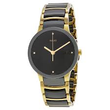rado centrix jubile black ceramic men s watch r30929712 centrix rado centrix jubile black ceramic men s watch r30929712