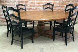 large wooden table large round wood kitchen tables dining room round glass table inch open kitchen large wooden table