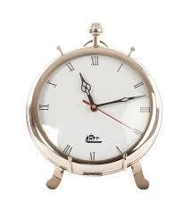 cool desk clocks e studio chrome desk clock large e studio silver desk clock australia