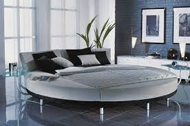 modern round beds. Fine Modern Modern Round Bed From RUFBett U2013 The Circolo On Round Beds U