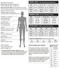 Northstyle Size Chart Jg May Be Site Clothing Line