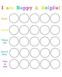 behavior charts for preschoolers template behavior charts printable for kids daily activity shelter school