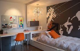 Inspiring Teenage Boys Bedrooms for Your Cool Kid Teen boys Wall