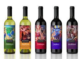 Cool Wine Labels Ks Design Studio Graphic Design Adelaide More Cool Wine
