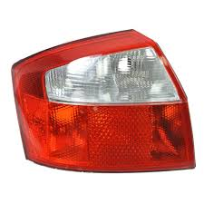 Left Brake Light Audi A4 Details About Taillight Taillamp Brake Light Outer Left Lh Driver Side Sedan For Audi A4 S4