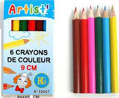 Petits Crayons De Couleur Vente De Lots Kermesses Pour Vos