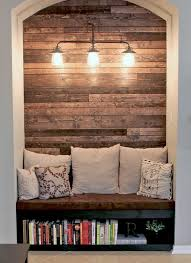 4 stunning diy pallet wall ideas for your home pallet wood wall